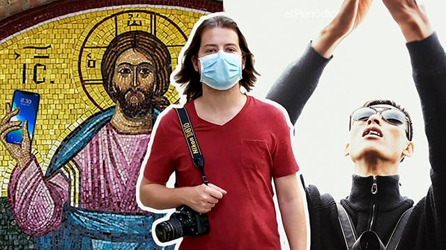 'Modern Prayers': La tecnología crea nuevos creyentes.
