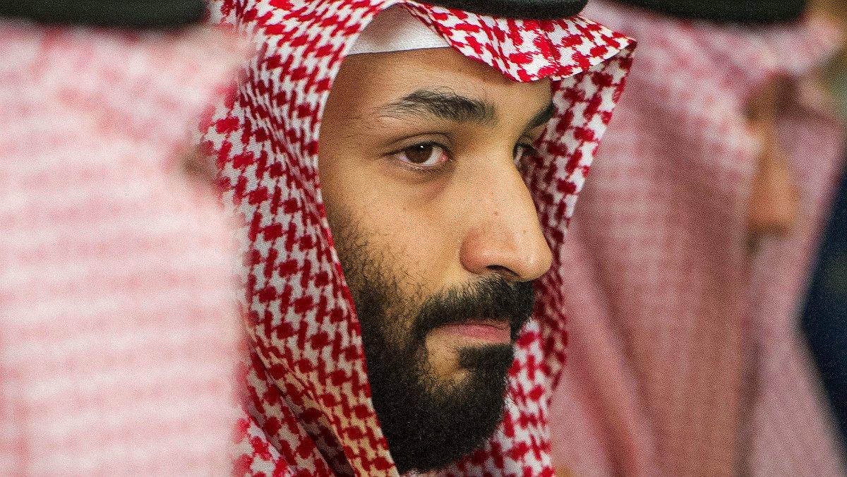 Mohamed bin Salman, príncipe heredero de Arabia Saudí.