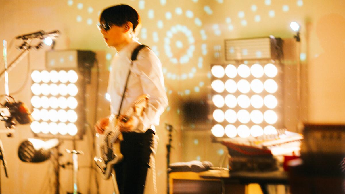 El músico japonés Cornelius