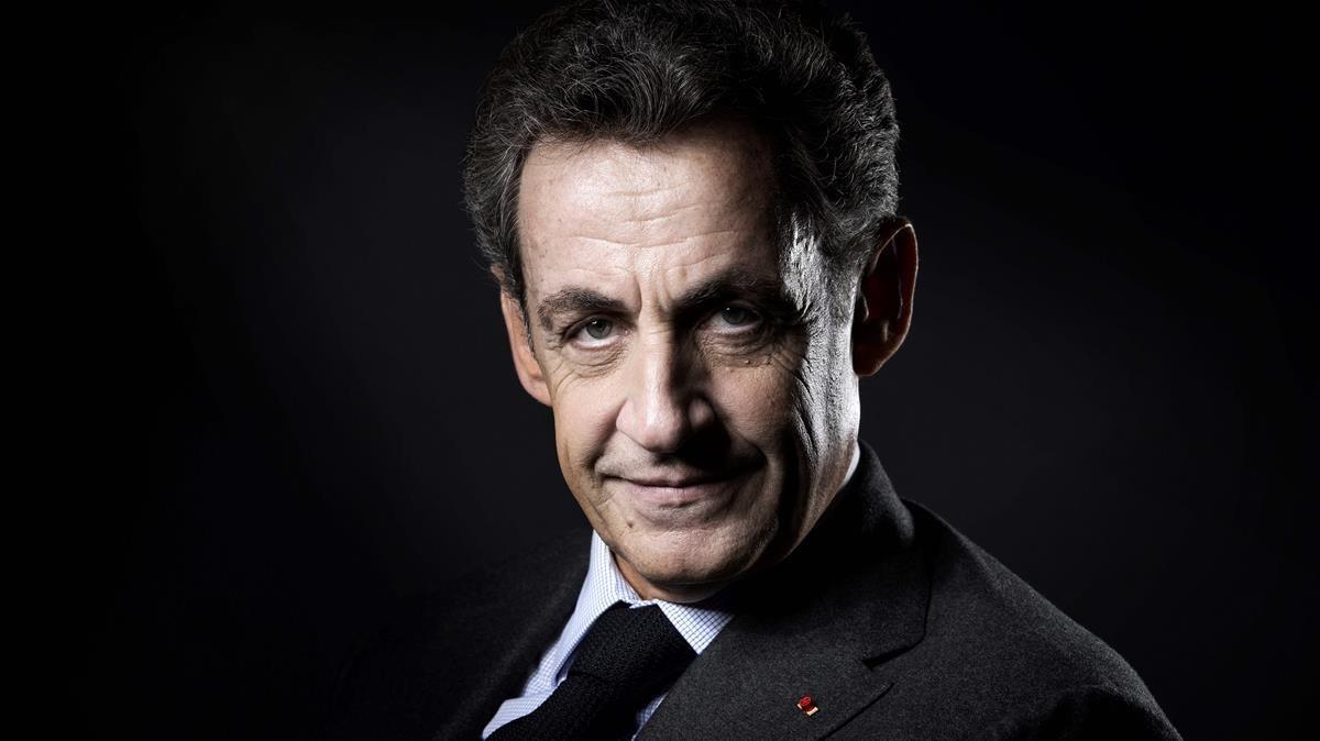 Nicolás Sarkozy.