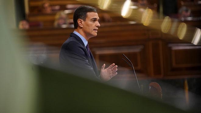 Pedro Sánchez: Todo lo que se sitúe fuera de la Constitución contará con la respuesta firme, serena, proporcional y contundente del Estado.