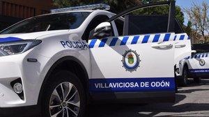 Policía Local de Villaviciosa de Odón.