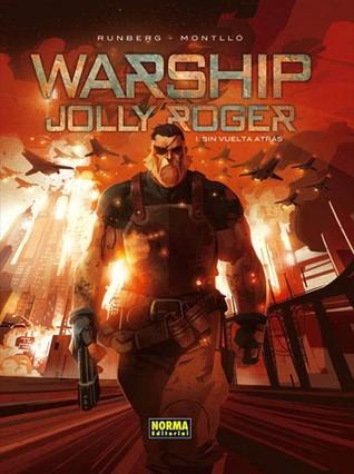 Portada de Warship, serie dibujada por Miki Montlló, premio Autor revelación.