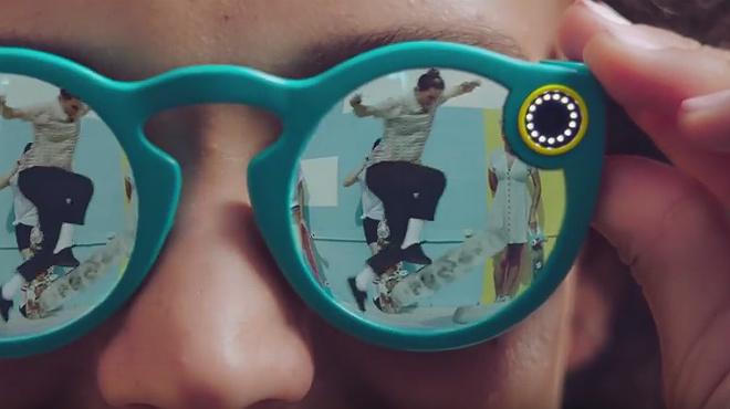 La red social de los millenials lanza este otoño sus gafas Spectacles.