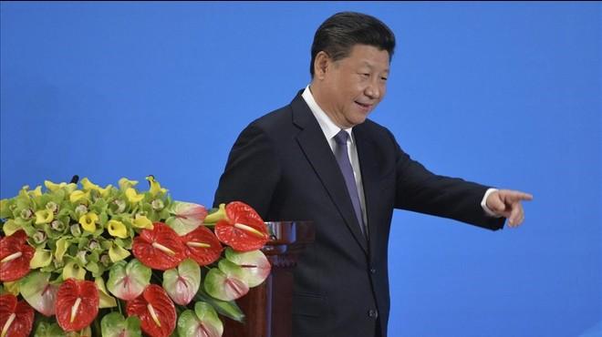 El Partido Comunista Chino refuerza aún más la figura del presidente Xi