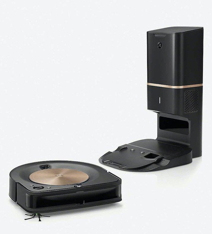 Roomba s9+.