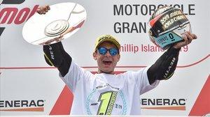 El 'mallorquí' Dalla Porta, nou campió del món