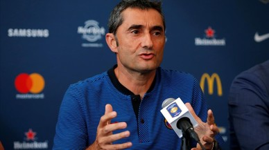 Valverde ni se inmuta con el caso Neymar