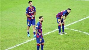 El Barça es desintegra a Jiddah
