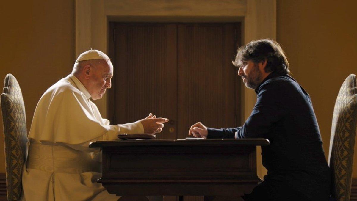 El gran dilema de Jordi Évole: preguntó al Papa si debía dejar 'Salvados'