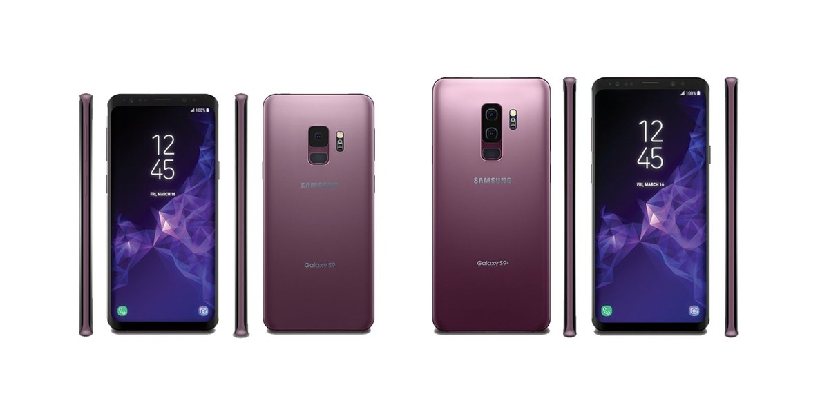 Nuevo Samsung Galaxy S9 (S9+)