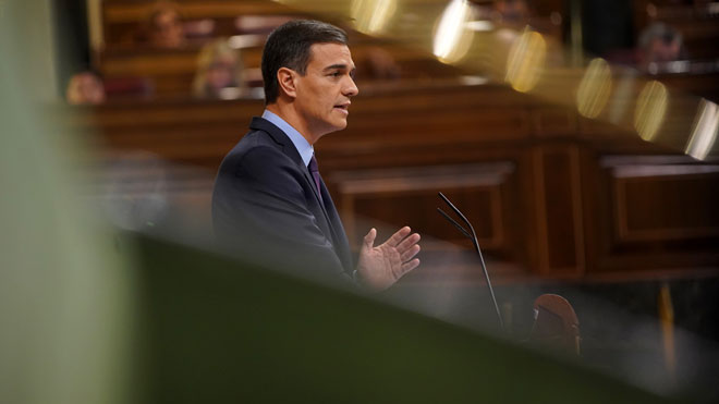 Sánchez apuja el to contra Torra i estableix les bases de la seva futura campanya