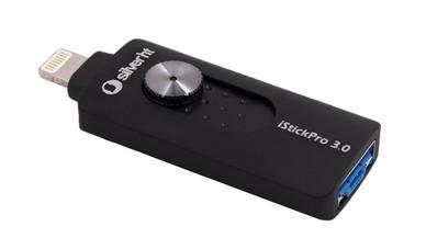 Llega un pendrive con conector versátil para usar con cualquier móvil y ordenador