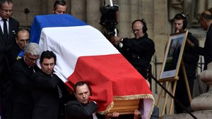 Últim homenatge a Jacques Chirac