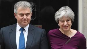 Any nou, vells problemes per a Theresa May