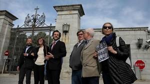 Observadors de l'ONU per a les exhumacions del Valle de los Caídos