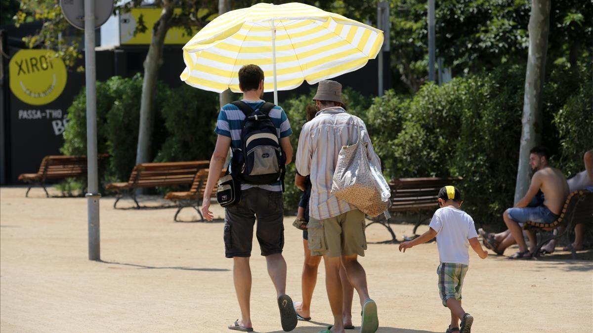L'estiu ha sigut tres graus més càlid de l'habitual a Catalunya