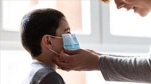 Símptomes de la Covid més habituals en nens: febre, tos...