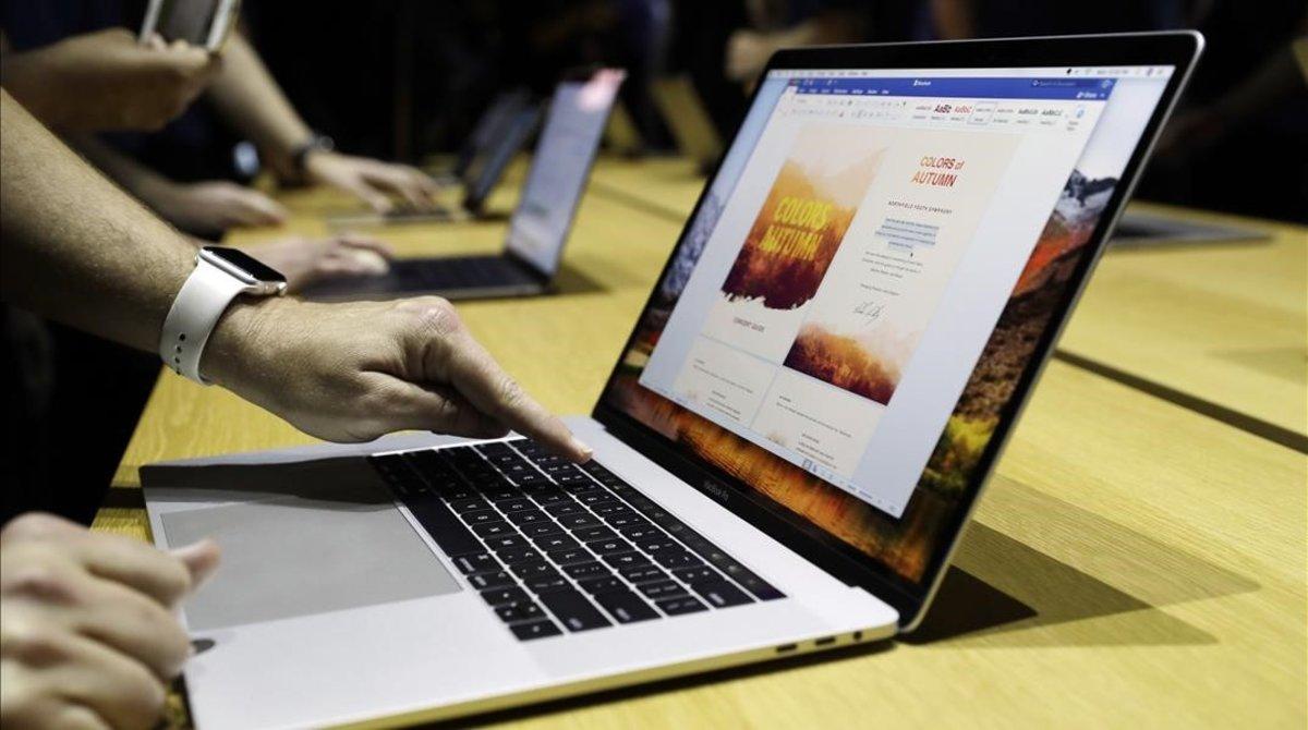 Apple anuncia programa de reemplazo de batería — MacBook Pro