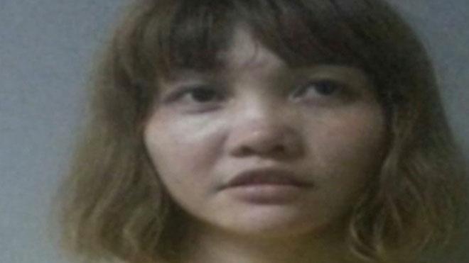 La vietnamita acusada de l'assassinat del germà de Kim Jong-un, condemnada a tres anys i quatre mesos