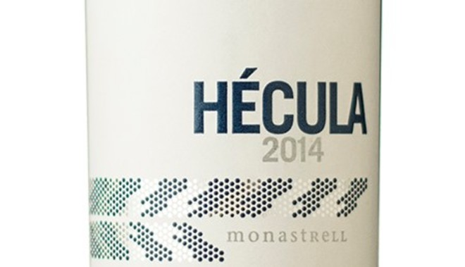 Vino Hecula 2014, de Bodegas Castaño.