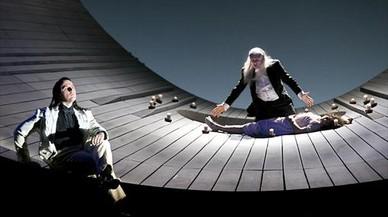 Dormir la ópera