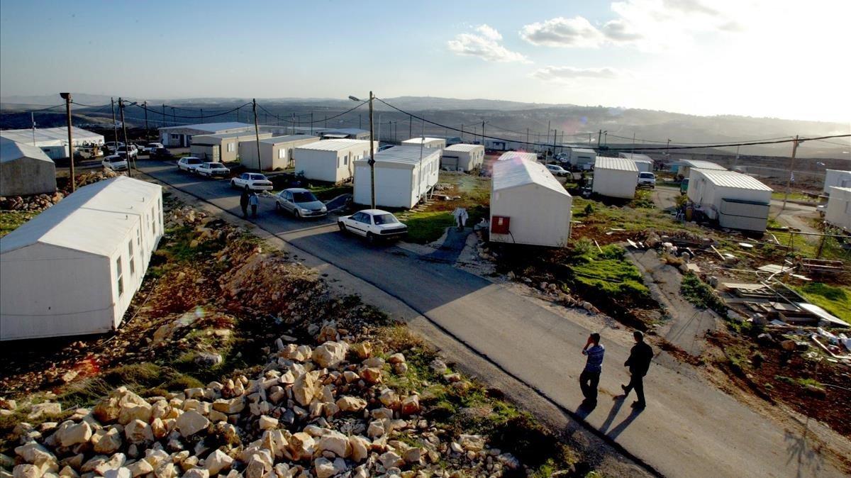 Imagen de archivo de unas instalaciones en la Franja de Gaza (Palestina).
