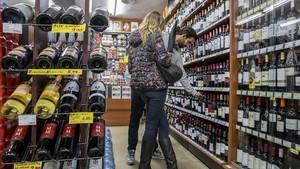 L'alcohol continua sent la droga que més tractament demanda a Catalunya