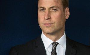 El príncipe Guillermo de Inglaterra.