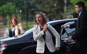 La UE fia la solució de Veneçuela al grup de contacte