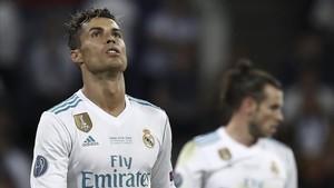 Cristiano parla en passat: «Ha sigut molt bonic jugar al Madrid»
