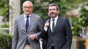 L'exadvocat de CDC Francesc Sànchez declara que no s'encarregava de les donacions