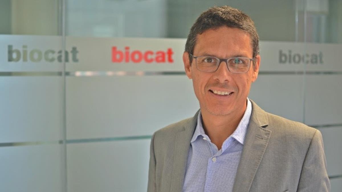 Jordi Naval, nuevo director general de BioCat