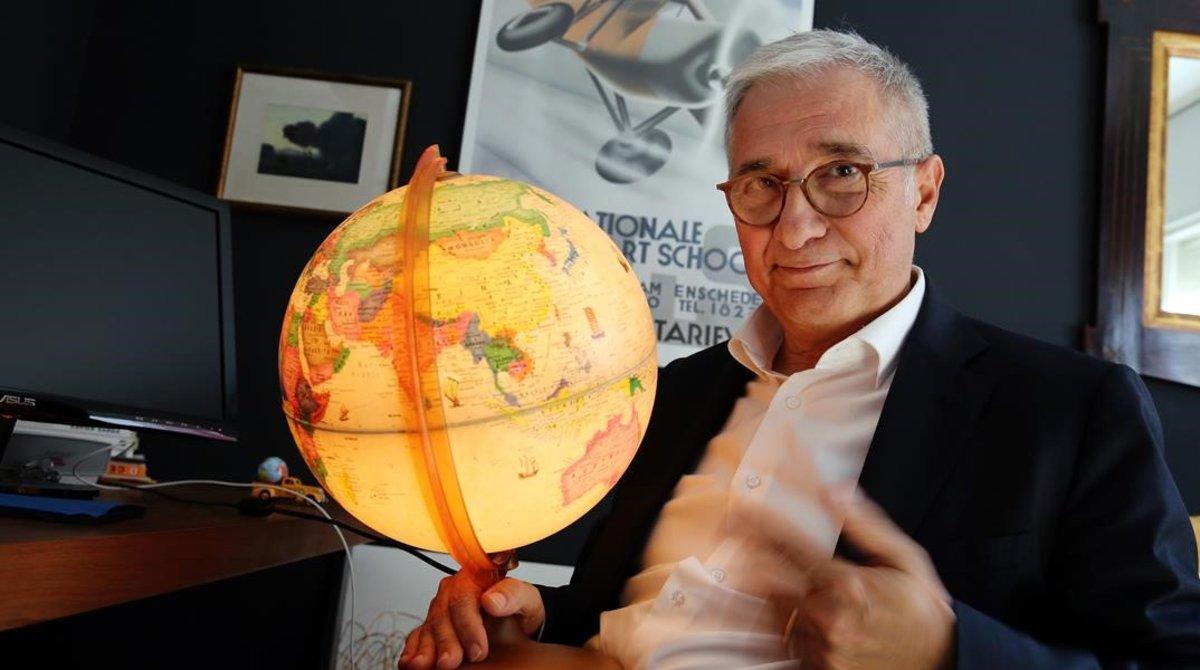 """Xavier Sardà: """"La muerte es un atentado contra la razón"""""""