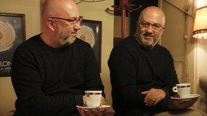 """Jordi Abad: """"Un 'death' café es un intercambio de ideas en torno a la muerte"""""""