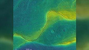 Els rius de Mart pot ser que fossin més amples que els terrestres