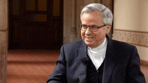 Joan Planellas, nuevo arzobispo de Tarragona, en una imagen de archivo.