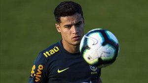 El Tottenham s'afegeix a la licitació per Coutinho