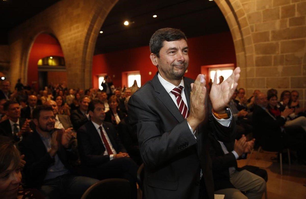L'independentista Joan Canadell ja és president de la Cambra de Comerç