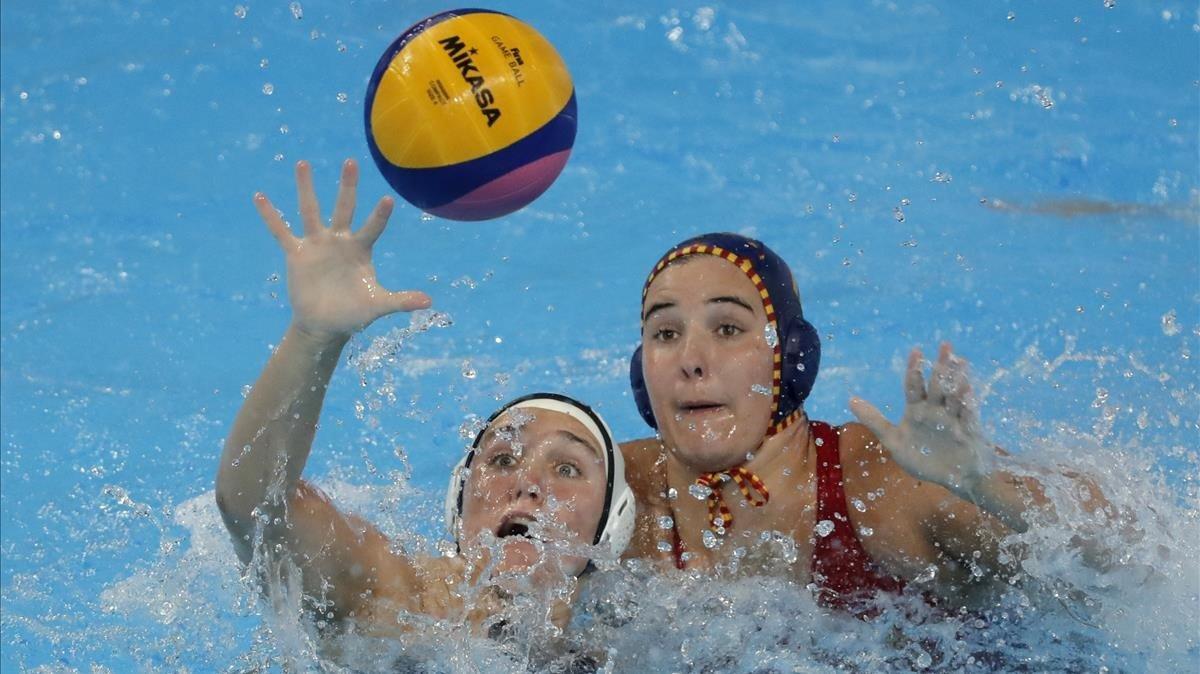 Espanya torna a topar amb els EUA i acaba segona en el Campionat del Món (11-6)