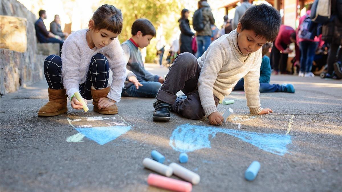 La Convención sobre los Derechos del Niño atañe a cualquier menor en todo el mundo.