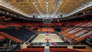 El València Basket es resigna a jugar a porta tancada tancada contra el Milan