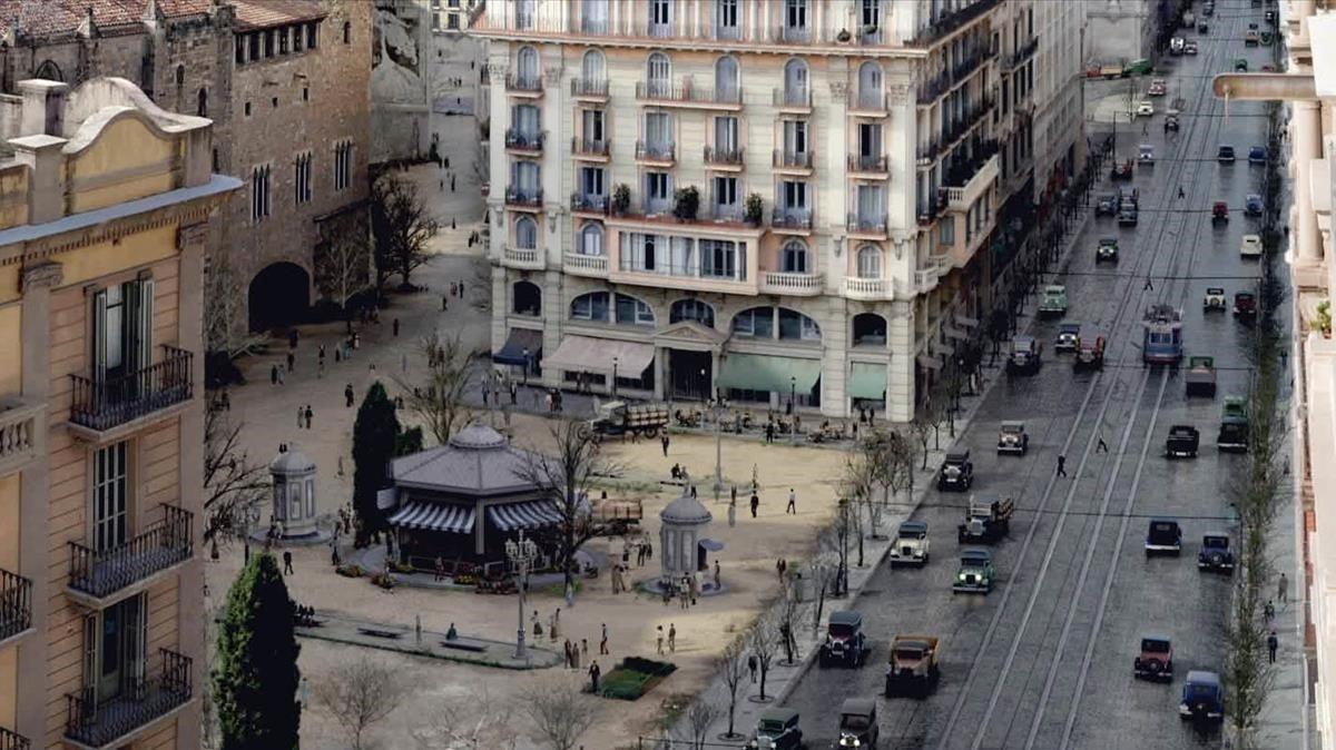 Els violents 20 de Barcelona