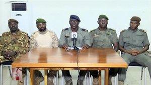 Els militars prenen el poder a Mali i prometen eleccions «en un termini raonable»