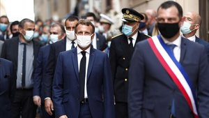La crisi bloqueja les reformes estrella del president Macron