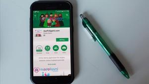 La aplicación Ayopoligami está destinada a polígamos en Indonesia.