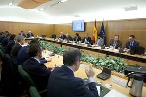 Reunión en Interior