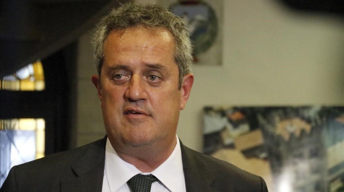 El fiscal pide que el exconseller Forn quede libre con fianza de 100.000 euros (ES)