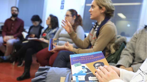 On Barcelona - Clubs de lectura en Barcelona