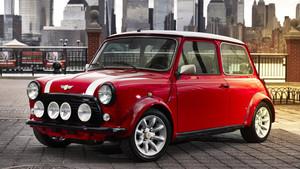El Mini se ha convertido en todo un clásico de la automoción.